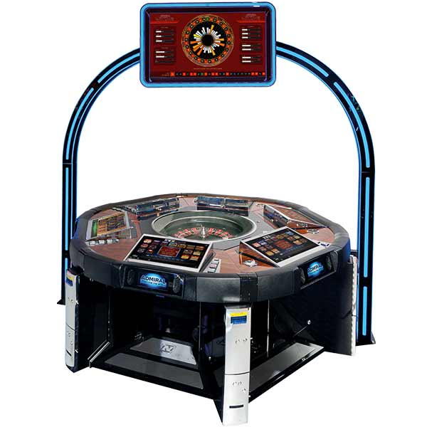 Lotus Roulette™ 6 Player with Lightgate